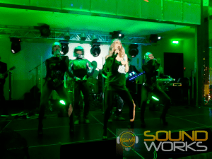 Светлана Лобода Тех обсепечение компания SoundWorks