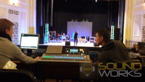 Концерт Paul Manandise Техническое обеспечение - SoundWorks