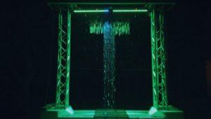 EBT AQUARIUS I160 Графический фонтан